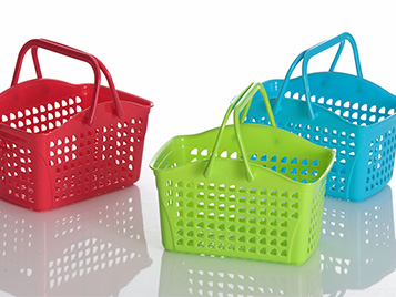 Plastic Laundry Basket And Mould