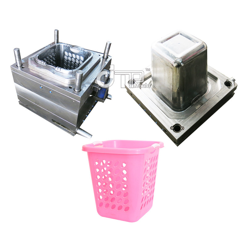 White party Laundry basket mould