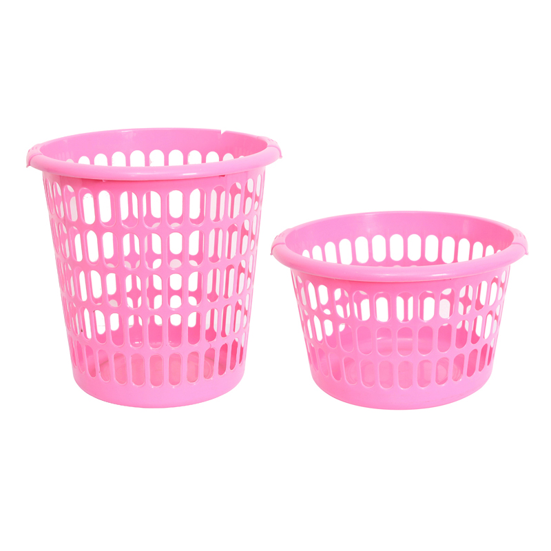 Pink laundry basket Mould