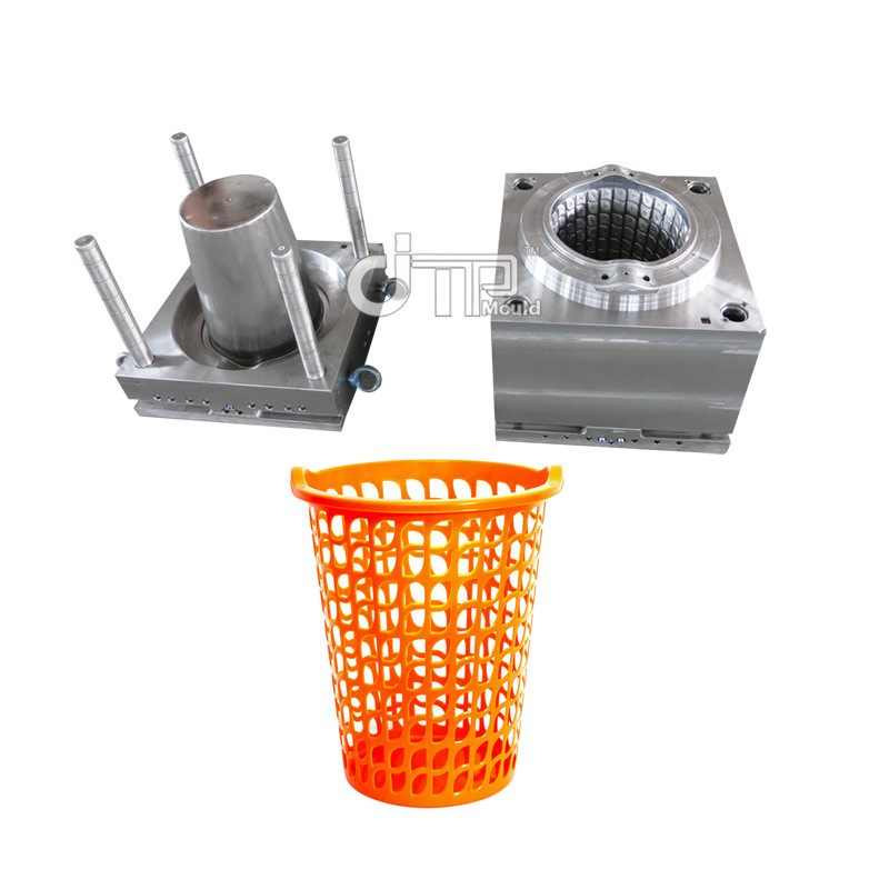 Yellow laundry basket Mould
