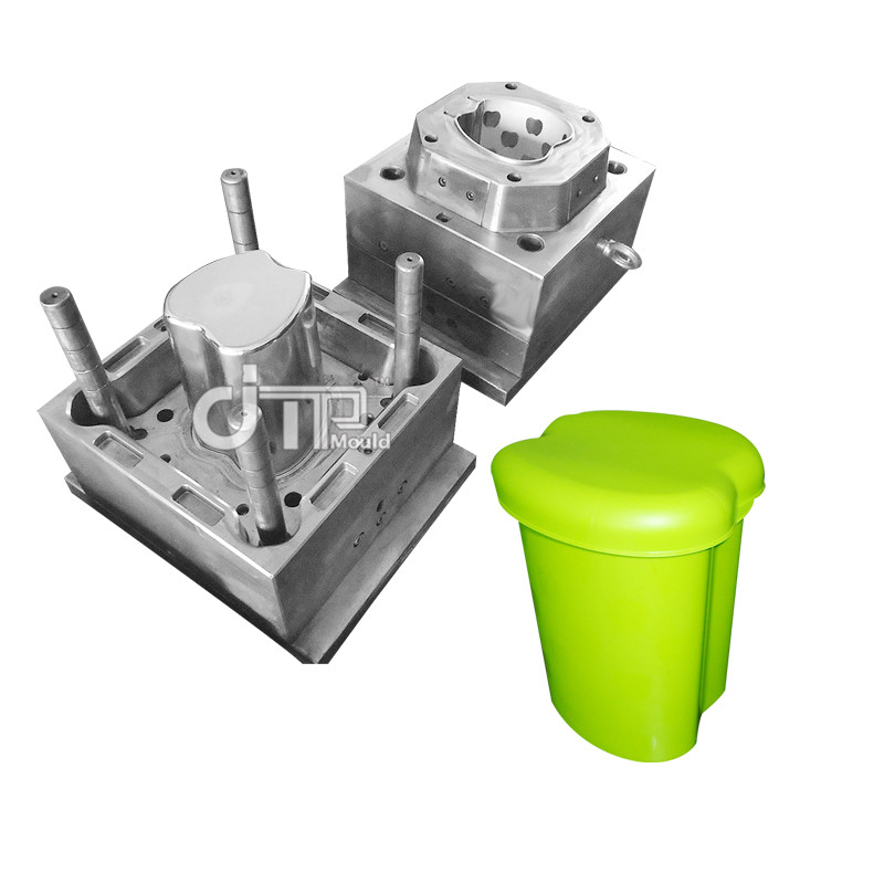 Apple Dustbin Plastic Dustbin Mould (JTP-A0119)