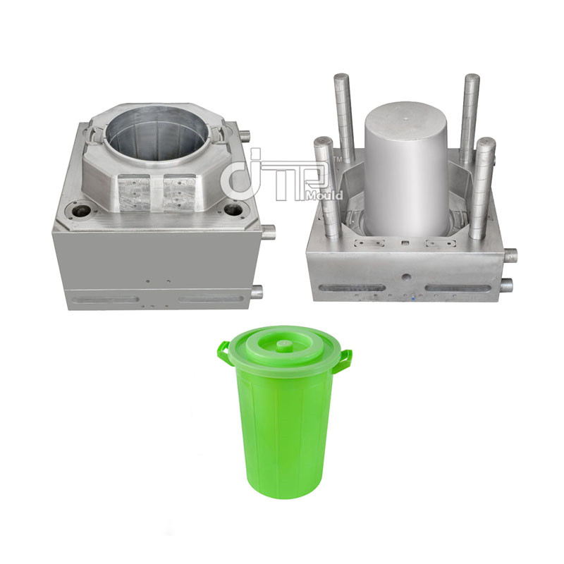 Plastic bucket mould 65L bucket mould (JTP-A0032)