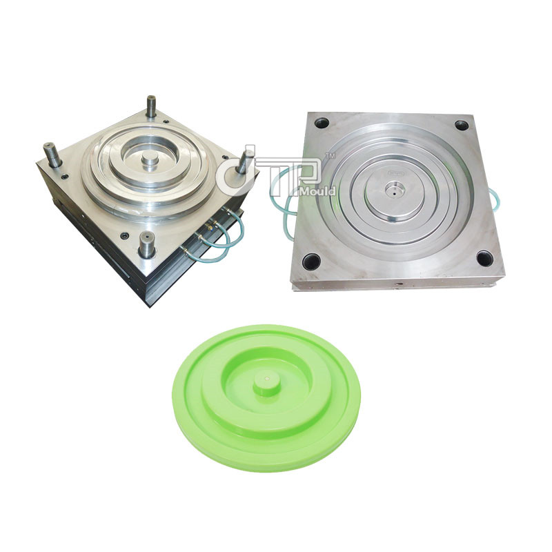 80L bucket Lid mould (JTP-A0023)