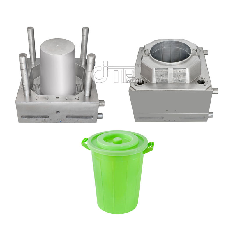 80L bucket pail body Mould (JTP-A0024)