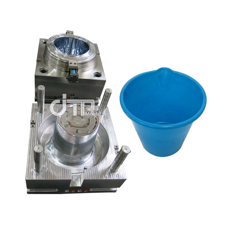 Blue mouth bucket Mould