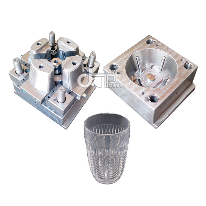 PS Material Good Design Plastic Injection Water Cup Mould (JTP-A0065)