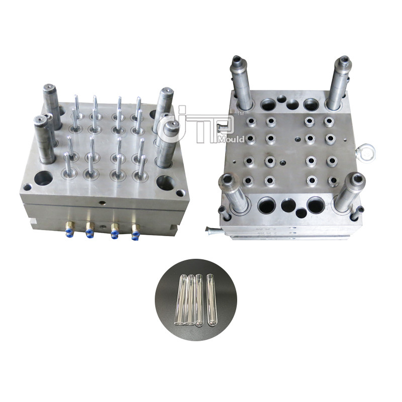 12&75 16 Cavity test tube mould