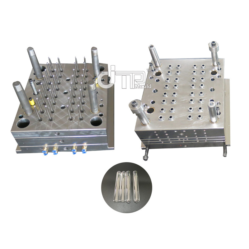 12&100 32 Cavity test tube mould