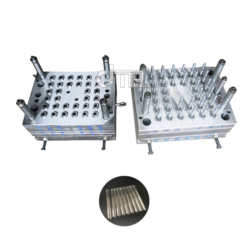 16&100 32 Cavity test tube mould