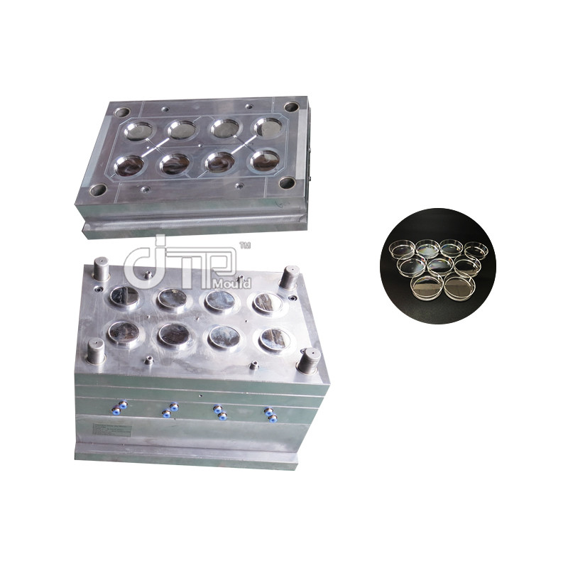 80 Petri dish mould