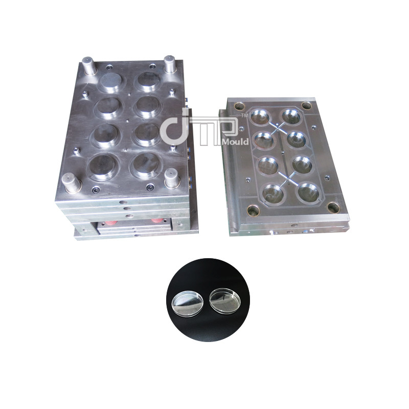High Precision Plastic Medical Petri Dish Mould 90 Petri dish mould