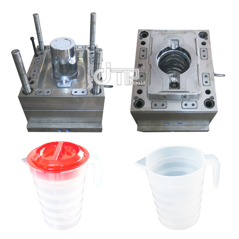 Hot Selling High Quality Plastic Injection 1.5L & 2L  Water Jug Mould