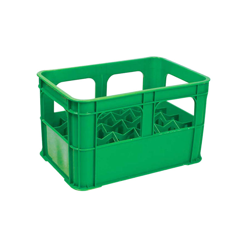 Green Beer Crate Plastic Crate Mould (JTP-A0092)