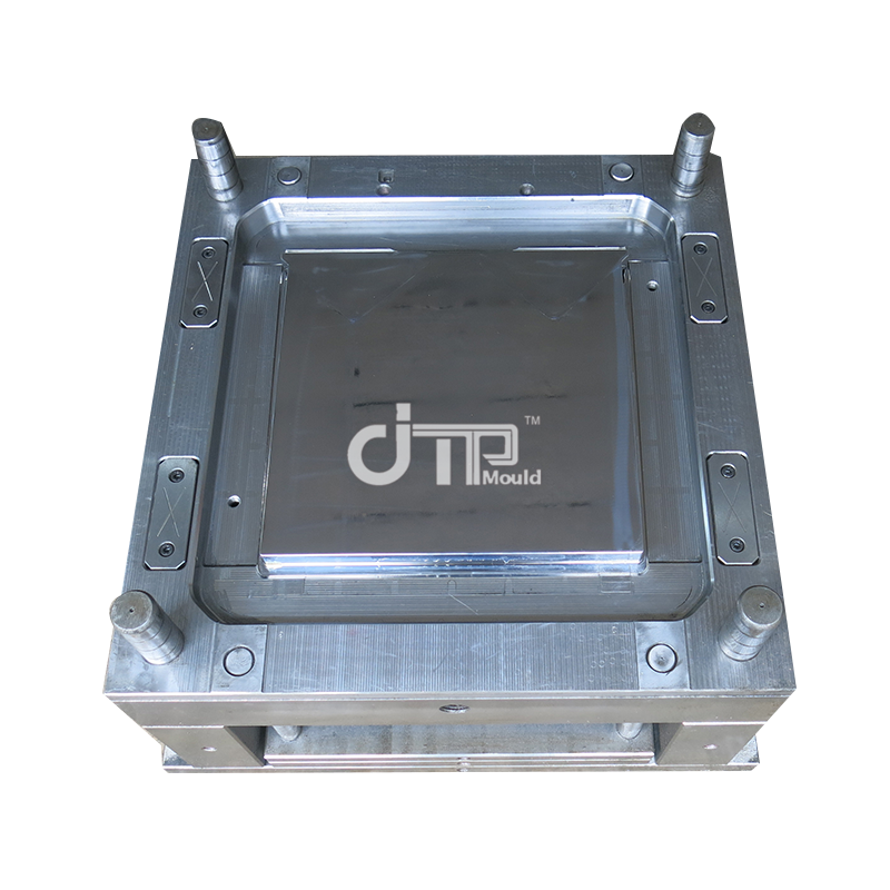 Single Cavity Cold Runner Small Plastic Injection Table Mould