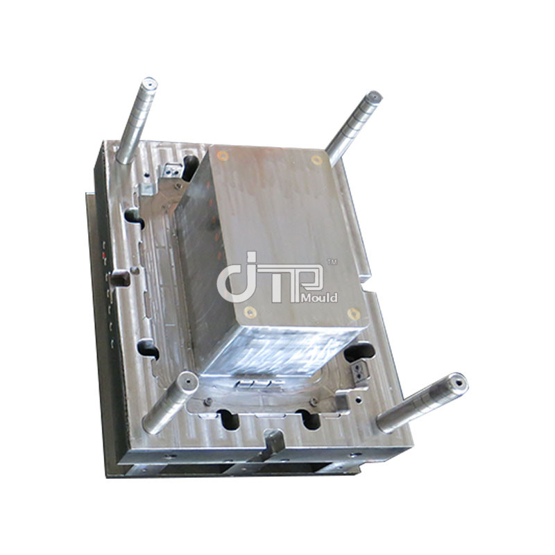 yello Plastic Crate Mould