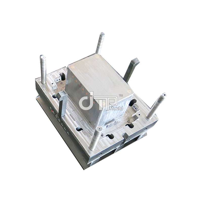 yello Plastic Crate Mould (JTP-A0094)