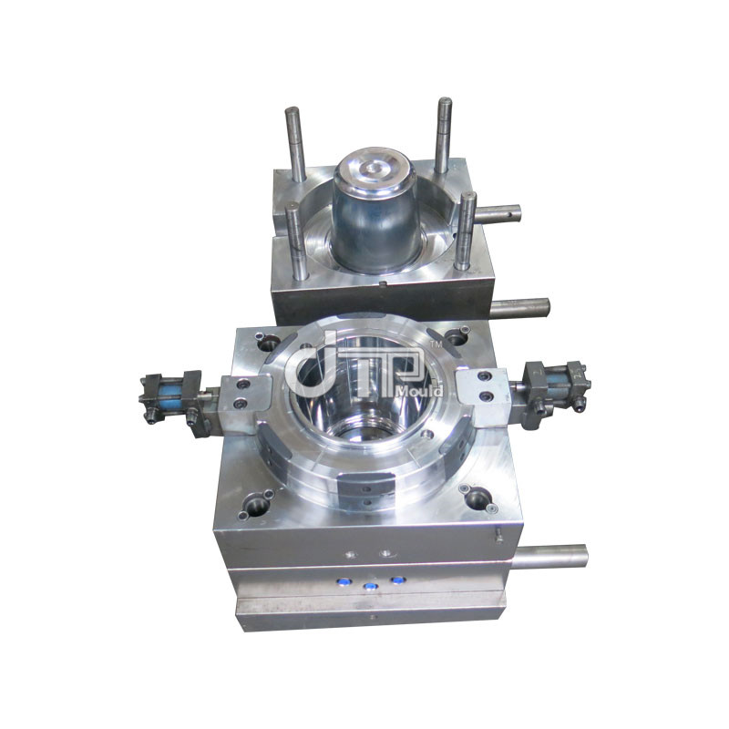 High-temperature plastic injection molding of medical device accessories