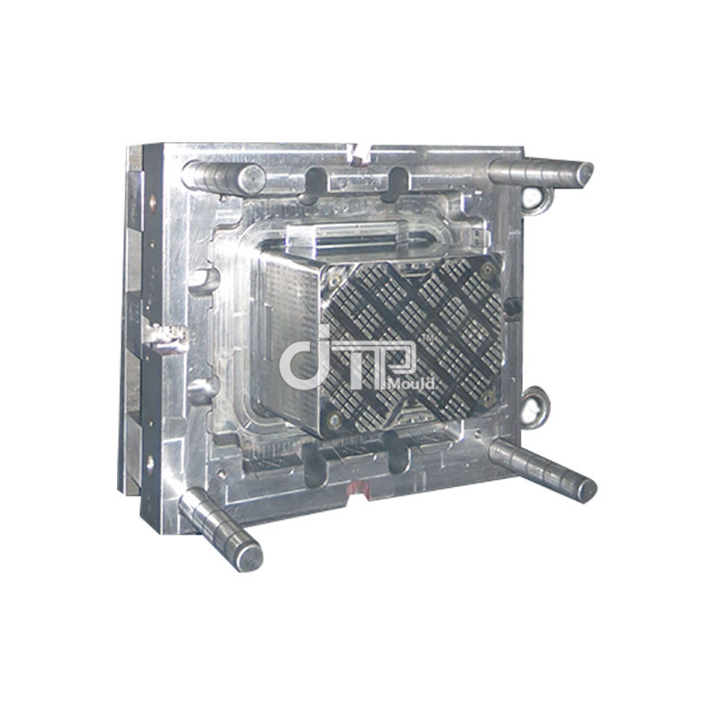 Green Hot selling Vegetable Crate Mold Plastic Crate Mouldcrate mold  (JTP-A0096)