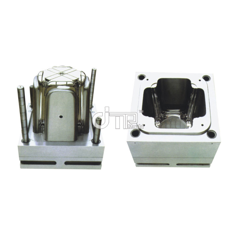 Is it necessary to open the mold for plastic injection molding?