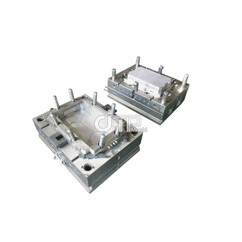 Plastic Crate Mould (JTP-A0098)